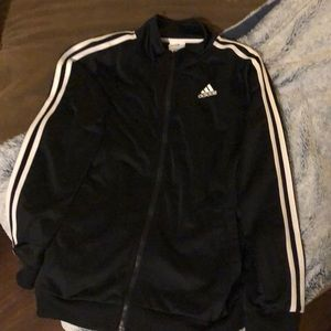 Sporty and Cute Adidas Track Jacket